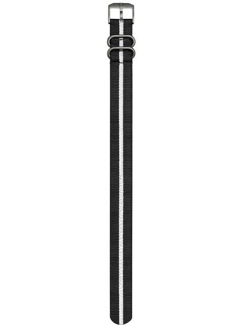 Luminox Armband NATO 23 mm Black/White (7365)